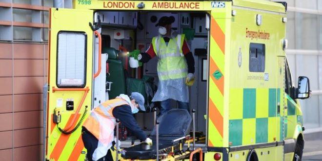 ثاني اكبر قفزة في عدد الاصابات بفيروس كورونا بيوم واحد في بريطانيا