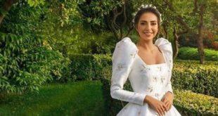 حفل زفاف فاليري ابو شقرا يقتصر على حضور المقربين بسبب فيروس كورونا