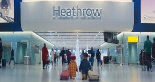 الحكومة البريطانية تبحث مع إدارة مطار هيثرو امكانية تقليل فترة الحجر الصحي