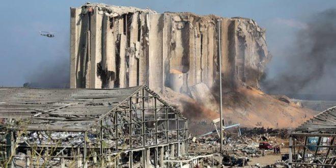 بريطانيا ترصد 5 ملايين جنيه إسترليني للمتضررين من انفجار بيروت
