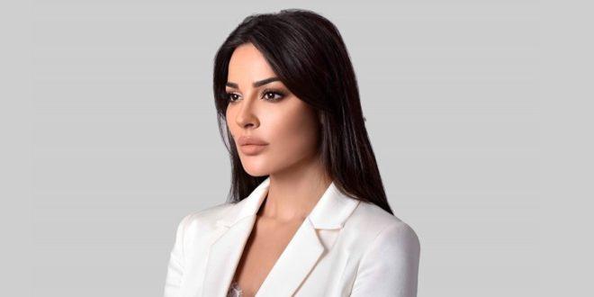 نادين نجيم تتعرض لاصابة نتيجة انفجار مرفأ بيروت