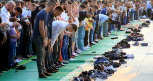 مسلمون بريطانيون غاضبون من اجراءات حكومية عشية عيد الاضحى