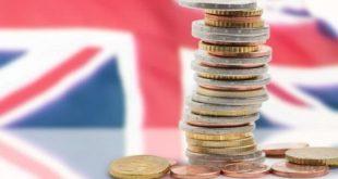 الاقتراض العام لبريطانيا يسجل ارتفاعاً حاداً مُتجاوزاً ذروة أزمتها المالية