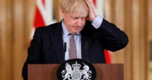 """""""جونسون"""" يُعلنها رسمياً .. بدء الموجة الثانية من فيروس كورونا في بريطانيا"""