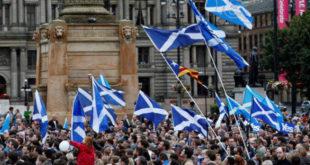 من جديد.. إسكتلندا تعلن عن دراسة جدول استفتاء من أجل الاستقلال عن بريطانيا