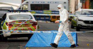 """الشرطة البريطانية تُحقق بجريمة أسفرت عن قتيل و 7 جرحى في """"برمنغهام"""""""