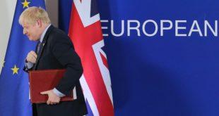 موافقة مبدئية من مجلس العموم البريطاني على إلغاء التزامات واردة في اتفاق خروج بريطانيا من الاتحاد الأوروبي