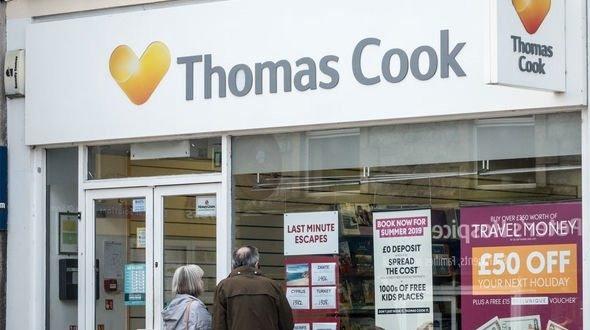 """علامة توماس كوك التجارية """"أعيد اطلاقها"""" كشركة سفر عبر الإنترنت"""