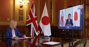 """في أول صفقة لها كدولة مستقلة .. بريطانيا تكسب اتفاقية """"تجارة حرة"""" مع اليابان"""