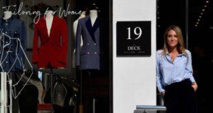 """وسط لندن وفي سوقٍ للرجال فقط! افتتاح أول دار خياطة للسيدات في شارع """"سافيل رو"""""""