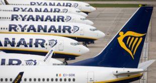 شركة طيران تشهد انهياراً في أعداد الركاب لشهر أيلول بسبب فيروس كورونا