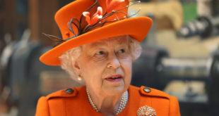 """""""طائر الجنة"""" المفضل لدى الملكة اليزابيث .. ما قصة البروش الذي تلبسه الملكة كثيراً؟"""