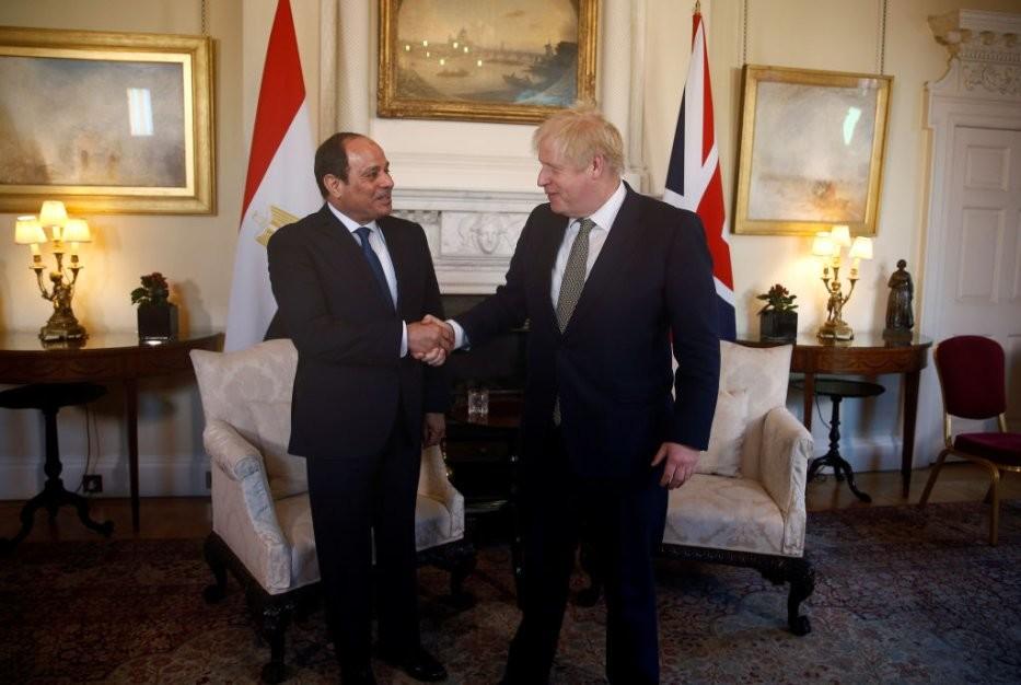 اتقافبين مصر وبريطانيا يلوح في الافق، والاولى ترحب بالشراكة القوية