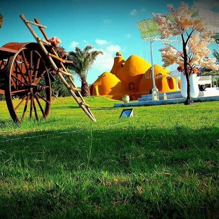 حمدي بن فريجة مبدع تونسي في السياحة الإيكولوجية