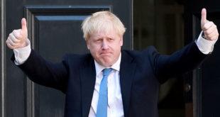 بوريس جونسون: الإغلاق الكامل في المملكة المتحدة لن يتجاوز أربعة أسابيع
