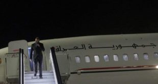 ضمن جولته الأوروبية رئيس مجلس الوزراء العراقي يصل الى العاصمة البريطانية لندن.