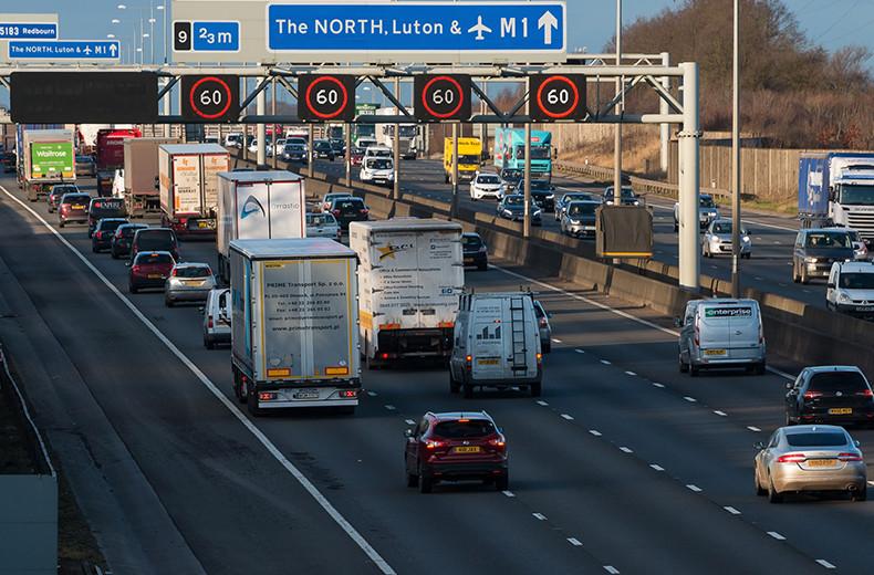 لتحسين السلامة وجودة الهواء .. أميال من الطرق وسط لندن تطبق تغييرات لحدود السرعة