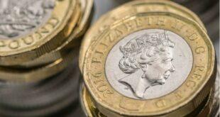 ارتفاع الإسترليني بنسبة 1% أمام اليورو