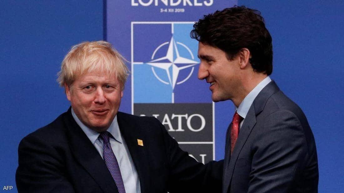 بريطانيا توقع اتفاق تجاري مع كندا بعد خروجها من الاتحاد الأوروبي