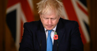 جونسون يرفض طلب الشركات في لندن إنهاء الإغلاق الكامل بشكل مبكر في حال تحسن أرقام الإصابات بكوفيد-19