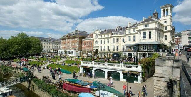 ريتشموند تصنف كأكثر المناطق سعادة للعيش فيها ضمن بريطانيا