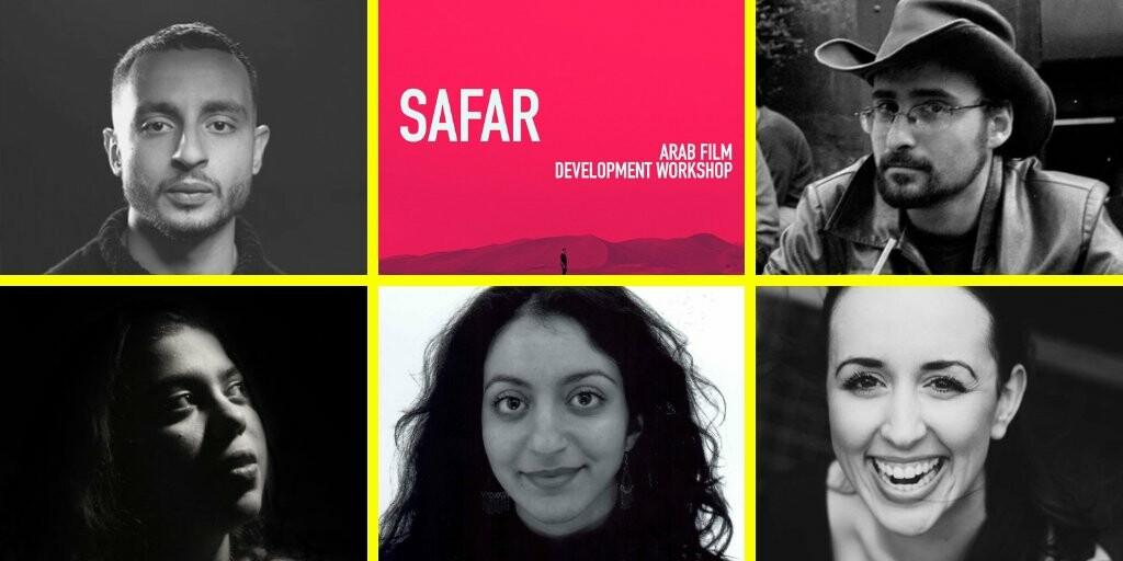 ورشة تطوير الأفلام العربية 2021 في بريطانيا: تعرف على صانعي الأفلام العرب!