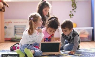 """""""الموفق الصغير"""" مشروع عائلي لتعليم اللغة العربية لأطفال الجالية"""