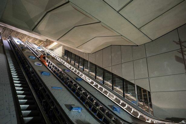 جولة داخل محطات الخط الشمالي لمترو الأنفاق التي سيتم افتتاحها قريبًا