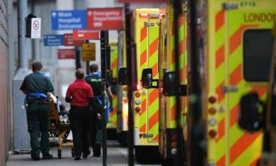 بداية النهاية للموجة الثانية من فيروس كوفيد-19 في العاصمة لندن