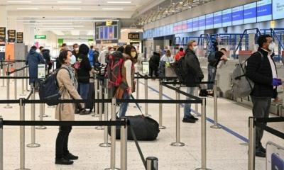 بريطانيا تعلن عن قواعد جديدة: اختبار سلبي لفيروس كورونا أو غرامة 500 جنيه إسترليني!