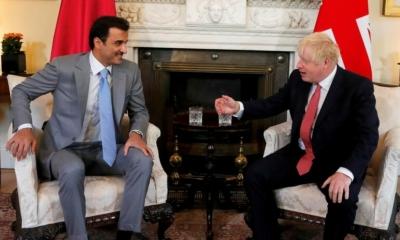 ما انعكاسات المصالحة الخليجية اقتصادياً على بريطانيا؟