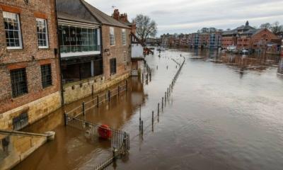 العاصفة كريستوف: تحذيرات شديدة من فيضانات في عدة مناطق من إنجلترا