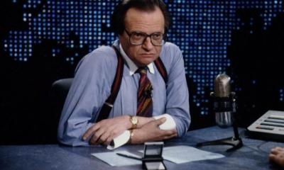 وفاة الأسطورة الإعلامية الأميركي لاري كينج عن عمر يناهز الـ87 عام