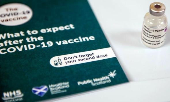لقاح فيروس كوفيد-19: أولويات غير محددة في المملكة المتحدة، واسكتلندا أكبر المتخلفين