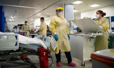 تهديدات تواجه العاصمة مع أحدث معدلات الإصابة بفيروس كوفيد-19 في لندن