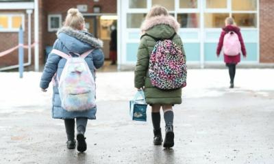 وزير التعليم البريطاني: إعادة فتح المدارس سوف يتقرر هذا الأسبوع