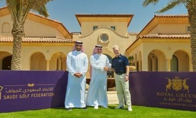 أبطال العالم في الجولف ينافسون في البطولة الدولية السعودية للجولف
