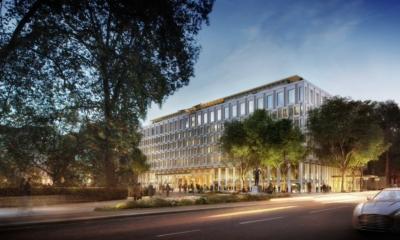 """لندن: فندق """" The Chancery Rosewood """" بدلاً عن مبنى السفارة الامريكية"""