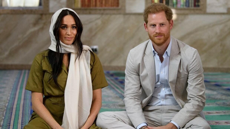 أوبرا وينفري تستضيف الأمير هاري وميغان ماركل في آذار القادم