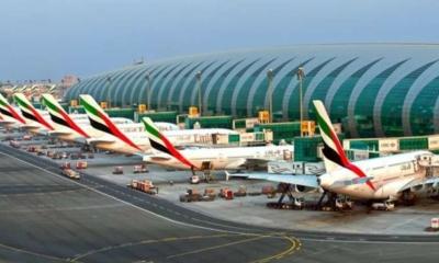 الرئيس التنفيذي لمطار دبي : قادرون على توزيع 300 طن من اللقاحات يومياً