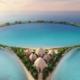"""بالصور - """" فوستر أند بارتنرز """" البريطانية تصمم منتجع البحر الأحمر في السعودية"""