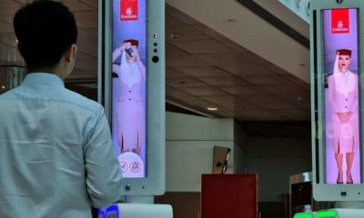 مطار دبي يطلق تقنية جديدة لإنهاء إجراءات السفر في 10 ثوان !