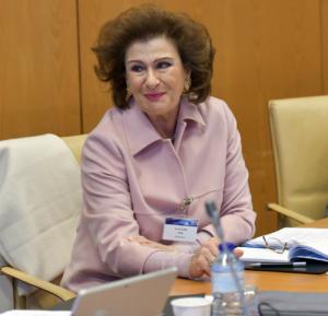 هيفاء فاهوم الكيلاني .. خبيرة في التنمية الاقتصادية ومناصرة لتمكين المرأة والشباب