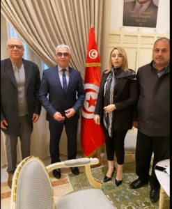 The Arab-European Centre is working with Education Ministry in Tunis