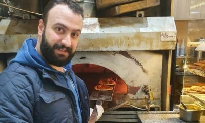 """مطعم """"The Best Broasted""""، وجبات من سوريا، بأيد سوريّة إلى أفواه بريطانيّة"""