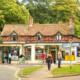 قرية ليندهيرست الساحرة قرب لندن، عالم بعيد عن صخب الحياة في المملكة المتحدة