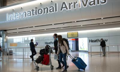 المجلس العالمي للسياحة ينتقد قرار بريطانيا باستمرار فرض حظر الطيران حتى مايو
