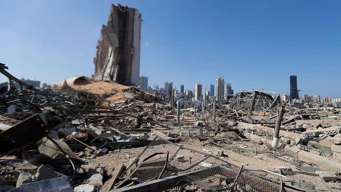 بقيمة 7.2 مليار دولار.. مشروع ألماني لإعادة إعمار مرفأ بيروت
