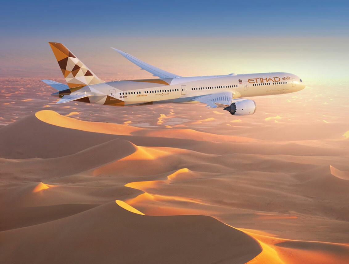 بخصومات تصل لـ 50%..الإتحاد للطيران تطلق عروض الصيف!