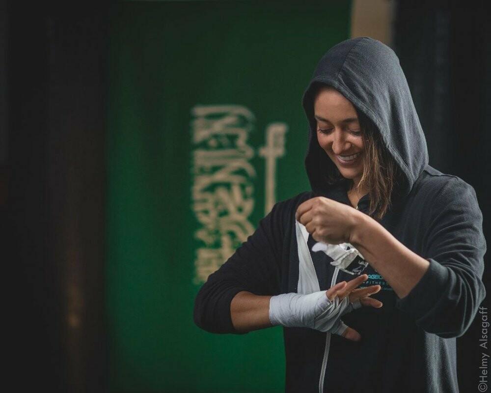 أقوى خمس سعوديات رياضيات مؤثرات في وسائل التواصل الاجتماعي